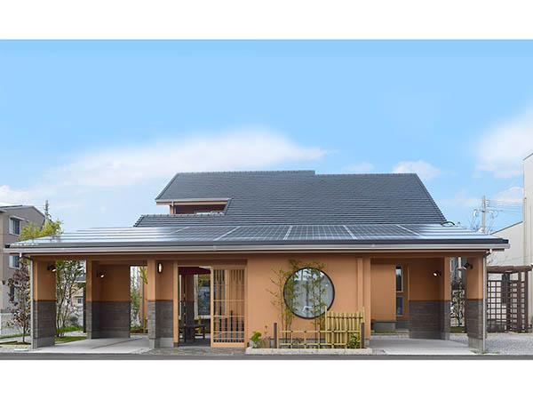 宮崎店モデルハウス 和モダンの家